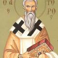 Aducerea moastelor Sfantului Nichifor