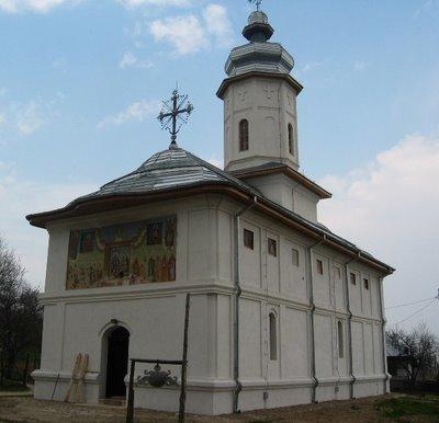 Manastirea Cotesti