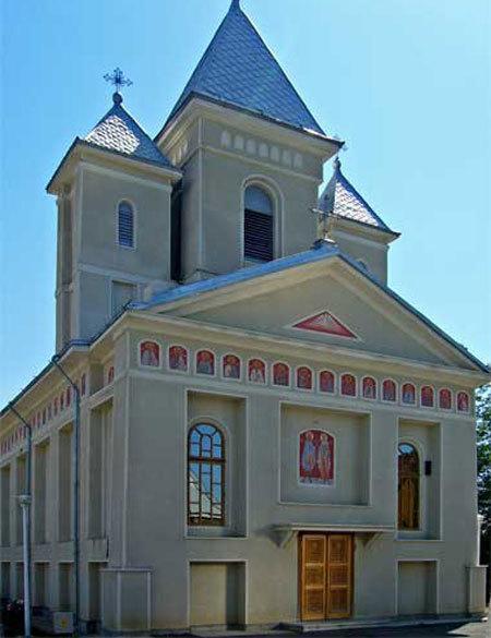 Manastirea Calapodesti