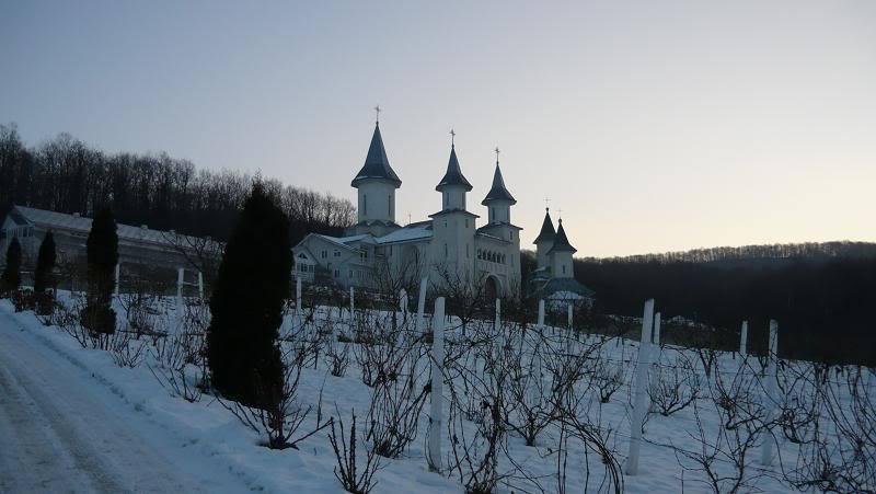 Manastirea Tisa - Silvestri