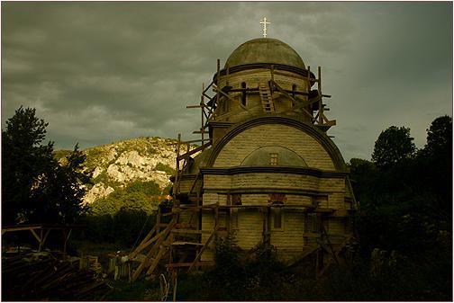 Manastirea Cheile Cibului