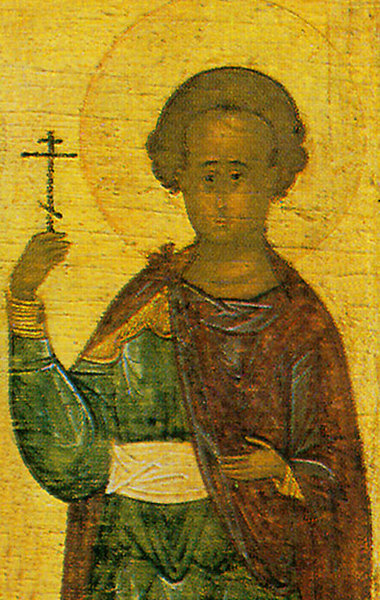 Sfantul Mucenic Sabin Egipteanul (Canonul cel Mare)