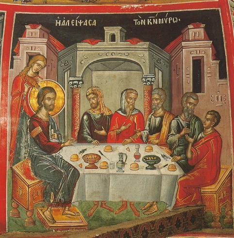 Ungerea din Betania - semnficatia episodului in contextul premergator al Patimilor Mantuitorului