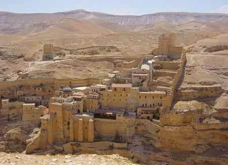 Sfintii mucenici ucisi in Manastirea Sfantul Sava cel Sfintit