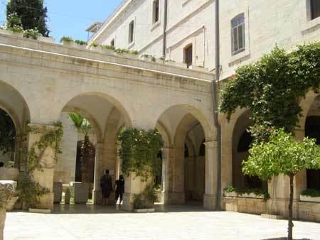 Capela Condamnarii lui Iisus - Ierusalim