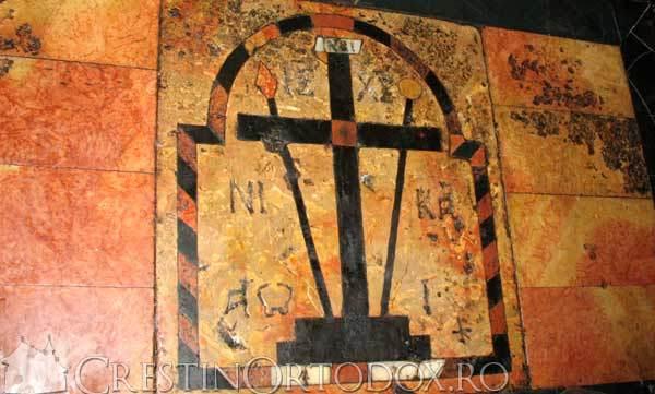 Biserica Sfantului Mormant - locul unde a fost gasita Crucea