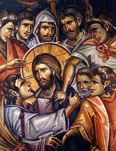 Miercurea Mare din Saptamana Patimilor - Tradarea lui Iuda