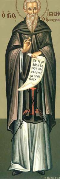 Sfantul Iosif Imnograful