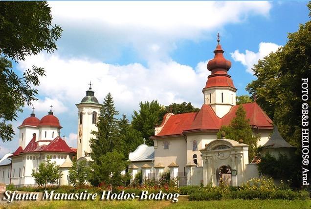 Parintele Manase Groza - Manastirea Hodos Bodrog