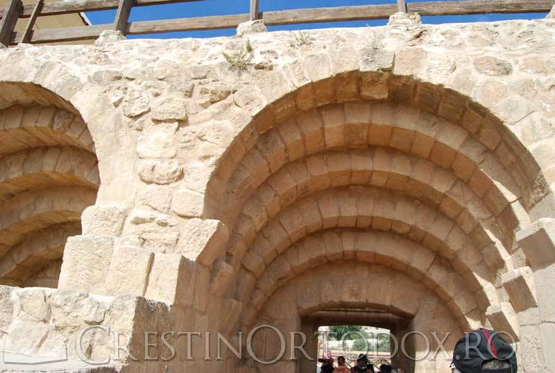 Jerash - Orasul antic roman din Iordania