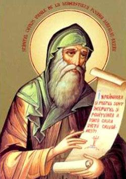 Sfantul Cuvios Vasile de la Poiana Marului; Sfantul Evanghelist Marcu