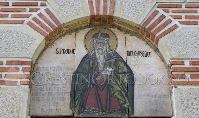 Manastirea Ciorogarla - Dreptul Melchisedec