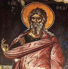 Sfantul Proroc Isaia