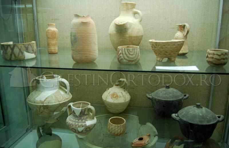 Muzeul Arheologic din Aman - Iordania