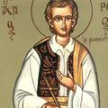 Sfantul Mucenic Arghiros Tesaloniceanul