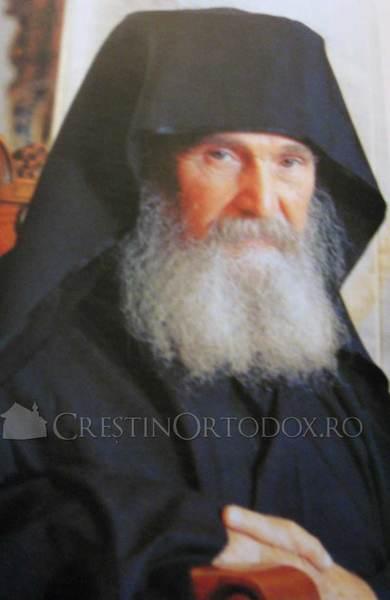 Manastirea Filoteu - Fostul staret al manastirii