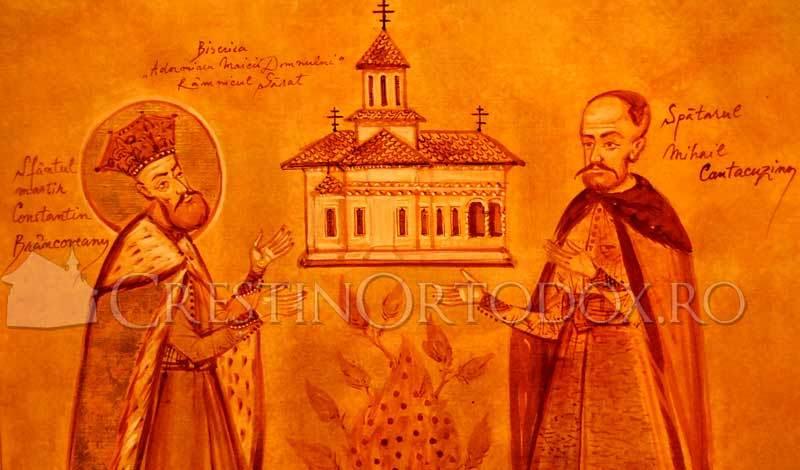 Biserica Adormirea Maicii Domnului - Ramnicu Sarat