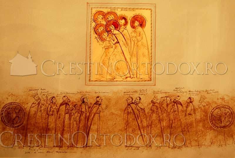Cantacuzino si Brancoveanu - Ctitori de Biserici