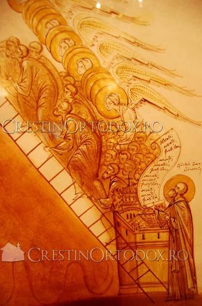 Sfantul Ioan Scararul si Scara Raiului