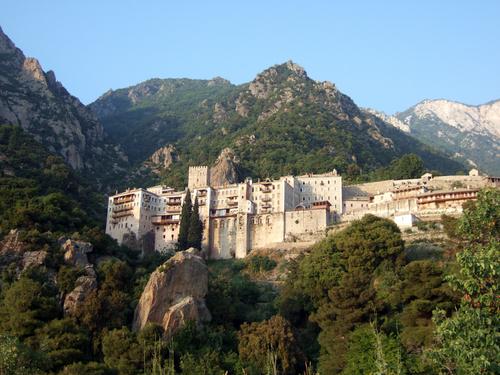 Muntele Athos, un obiectiv turistic?