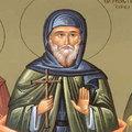 Sfantul Cuvios Simeon