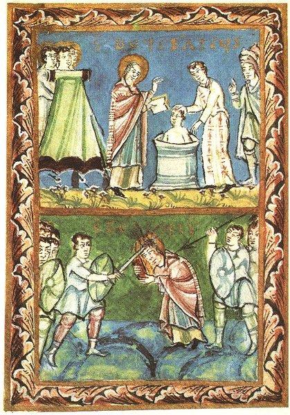 Sfantul Bonifaciu