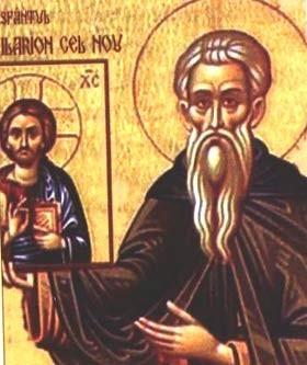 Sfantul Ilarion cel Nou