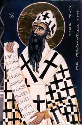 Inaltarea Domnului (Ziua Eroilor) Sfantul Chiril al Alexandriei