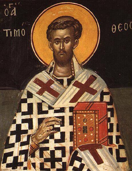 Sfantul Timotei, Episcopul Prusei