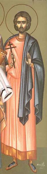 Sfantul Mucenic Zinas