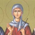 Sfanta Mucenita Agripina