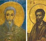 Aflarea moastelor Sfintilor Mucenici Chir si Ioan