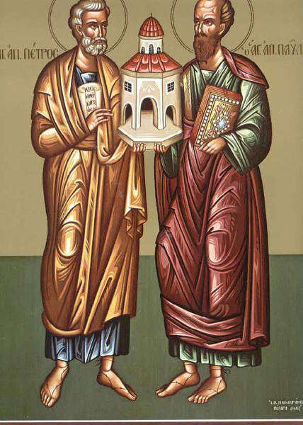 Sfintii Apostoli Petru si Pavel