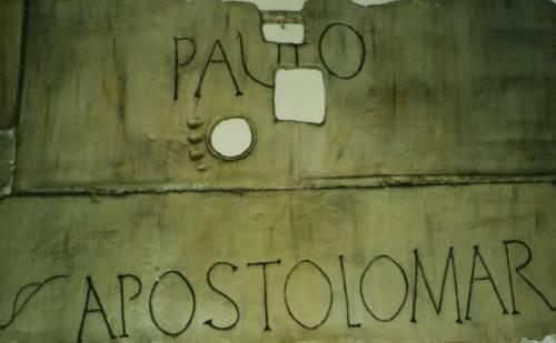 Mormantul Sfantului Apostol Pavel