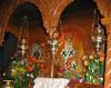 Calendar al Sfintilor cu Moaste in Bucuresti