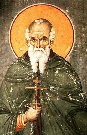 Sfantul Atanasie de la Aton