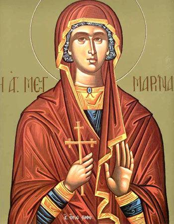 Sfanta Mucenita Marina