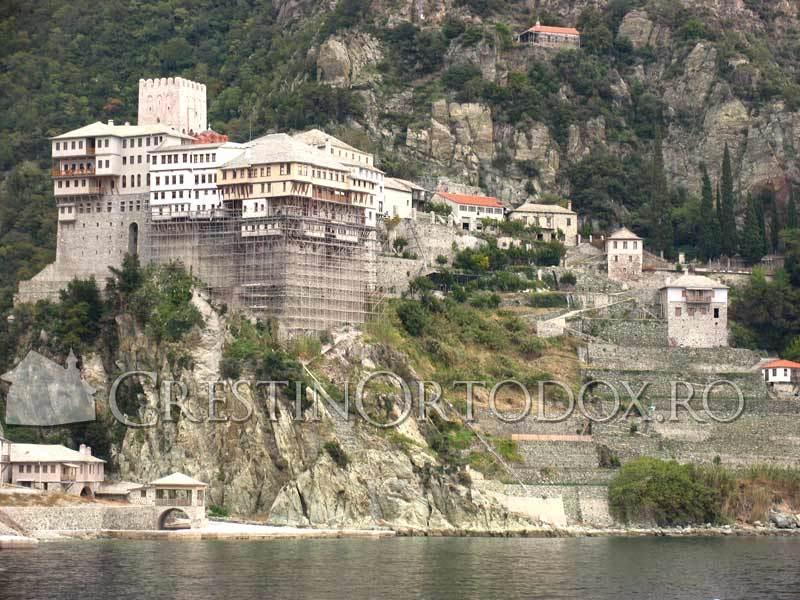 Sfantul Munte Athos - Sfanta Manastire