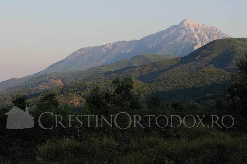 Sfantul Munte Athos - Aghios Oros