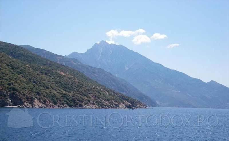 Sfantul Munte Athos - Aghion Oros