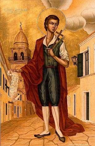 Sfantul Mucenic Teofil din Zachint