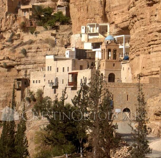 Manastirea Sfantul Gheorghe Hozevitul - Hozeva
