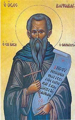 Sfantul Barnaba din Vasa