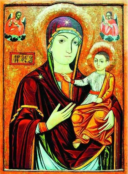 Icoana Maicii Domnului de la Manastirea Nicula