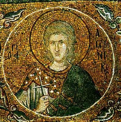 Sfantul Mucenic Agatonic