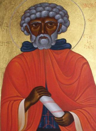 Sfantul Moise Etiopianul