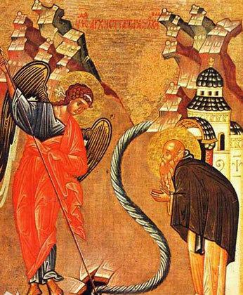 Pomenirea minunii Sfantului Arhanghel Mihail in Colose