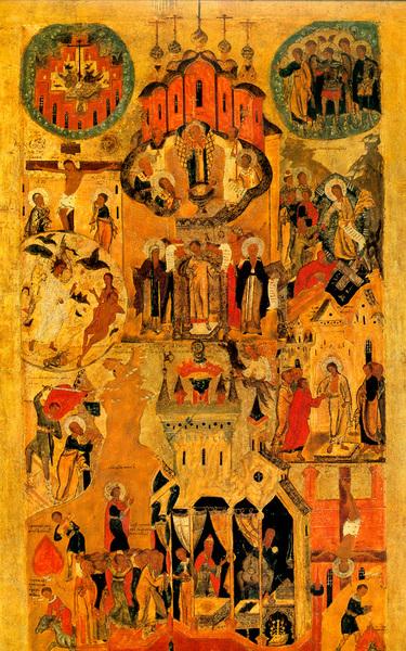 Sfintirea Bisericii Invierii din Ierusalim