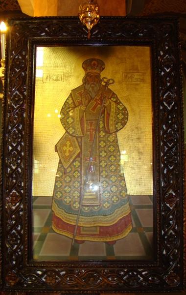 Sfantul Iosif cel Nou de la Partos
