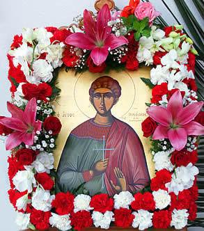 Sfantul Mucenic Nicolae Pantopolitul